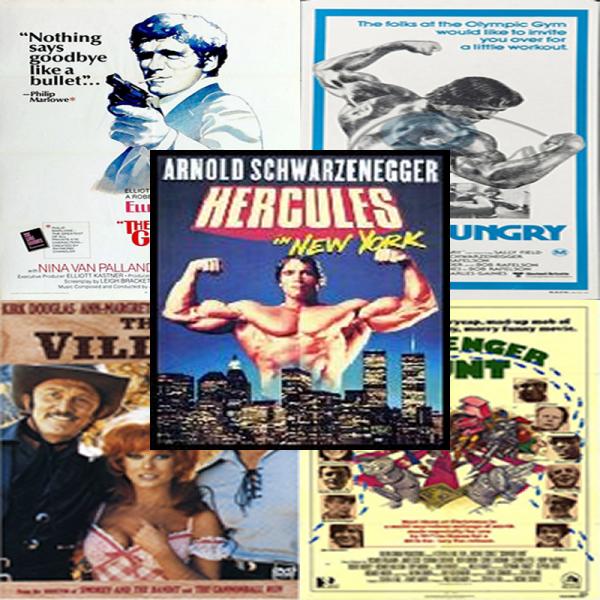1 Rani filmovi Arnolda Švarcenegera