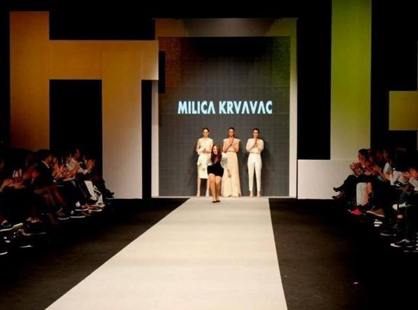 "2 24. ""Fashion Selection"" - veče mladih talenata: Intervju sa Milicom Krvavac"
