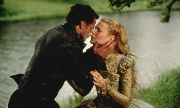 Shakespeare in Love - William Shakespeare (Joseph Fiennes), Viola de Lesseps (Gwyneth Paltrow)