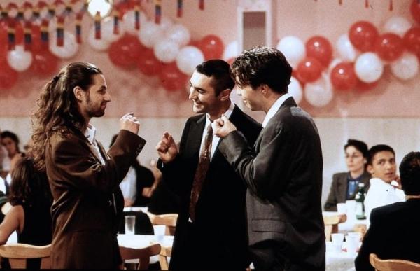 Costa (Adam Bousdoukos), Gabriel (Mehmet Kurtuluş), Bobby (Aleksandar Jovanovic)