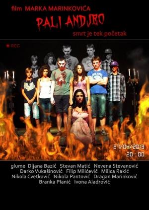Trailer za film Pali Andjeo reditelja Marka Marinkovića