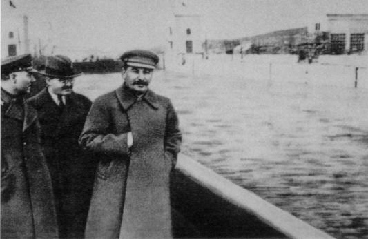 Nikolaj Ježov - kanal - izmenjena verzija