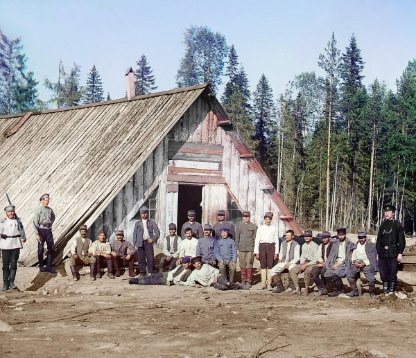Austro-ugarski zarobljenici u Rusiji, za vreme Prvog svetskog rata