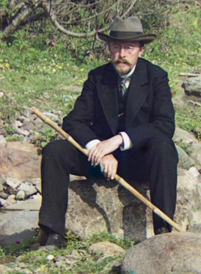 Sergej Prokudin-Gorski