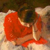 Čas plesa (1879) - detalj 1