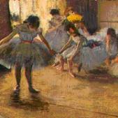 Čas plesa (1879) - detalj 3