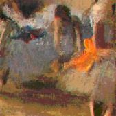 Čas plesa (1879) - detalj 4