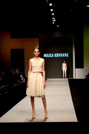 "3 24. ""Fashion Selection"" - veče mladih talenata: Intervju sa Milicom Krvavac"