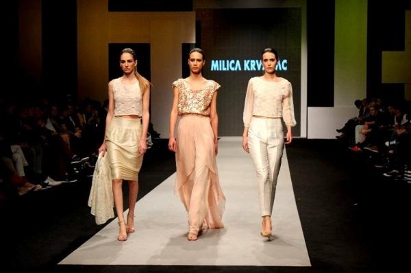 "4 24. ""Fashion Selection"" - veče mladih talenata: Intervju sa Milicom Krvavac"