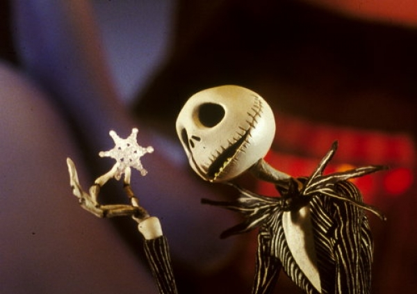 Jack Skellington (Chris Sarandon)