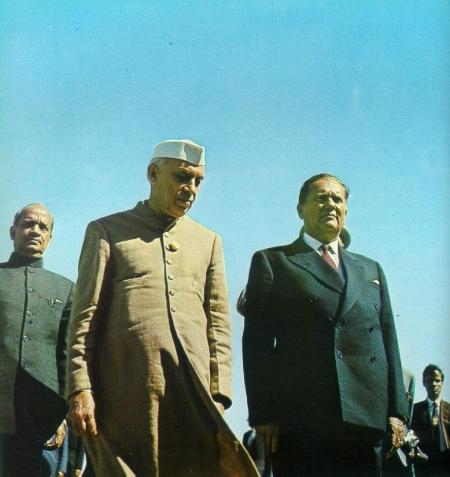 Jugoslavija, Indija i Beogradska konferencija nesvrstanih zemalja 1961. godine, 1. deo