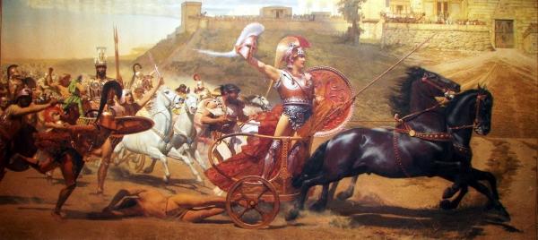 4 - Predstave o smrti i zagrobnom životu kod Homera i u Epu o Gilgamešu