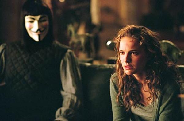 "1 ""V for Vendetta"" - Strip protiv filma"