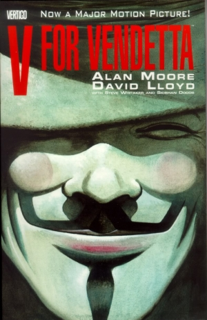 """V for Vendetta"" - Strip protiv filma"