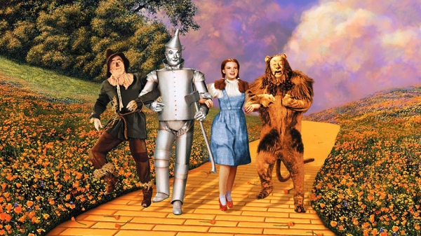 Wizard of Oz 3D