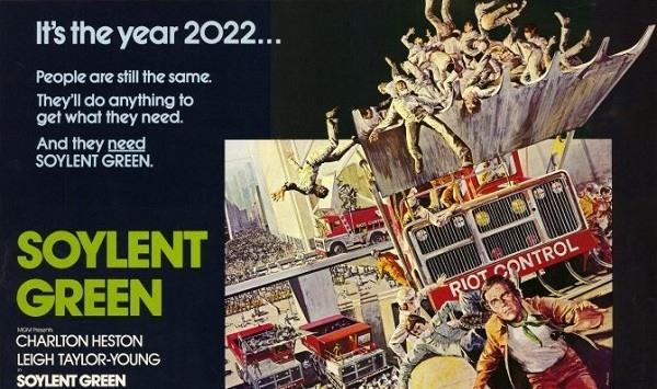 Soylent Green - naslovna