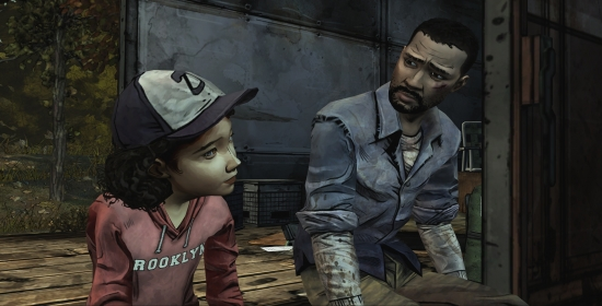 The Walking Dead: The Game 4
