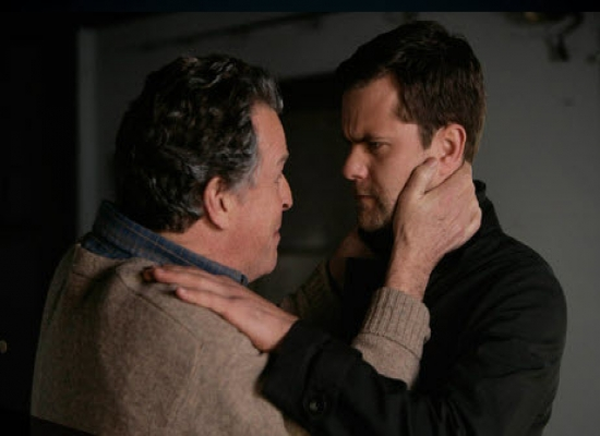 Walter Bishop (John Noble), Peter Bishop (Joshua Jackson)