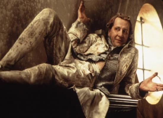 Quills (2000) - Marquis de Sade (Geoffrey Rush)