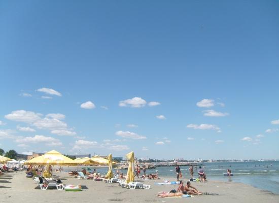 Plaža u Mamaji, Konstanca