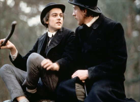 Total Eclipse (1995) - Arthur Rimbaud (Leonardo DiCaprio), Paul Verlaine (David Thewlis)