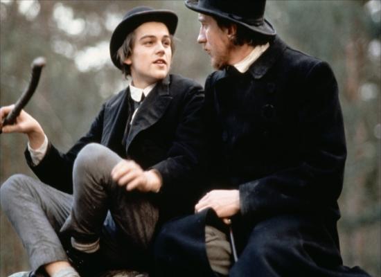 Total Eclipse (1995) - Arthur Rimbaud (Leonardo DiCaprio), Paul Verlaine (David Thewlis)