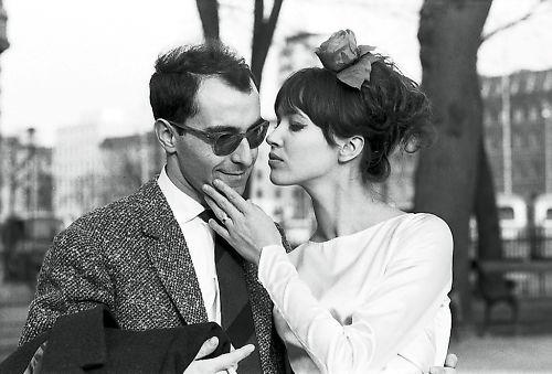 Jeans Luc Godard, Anna Karina